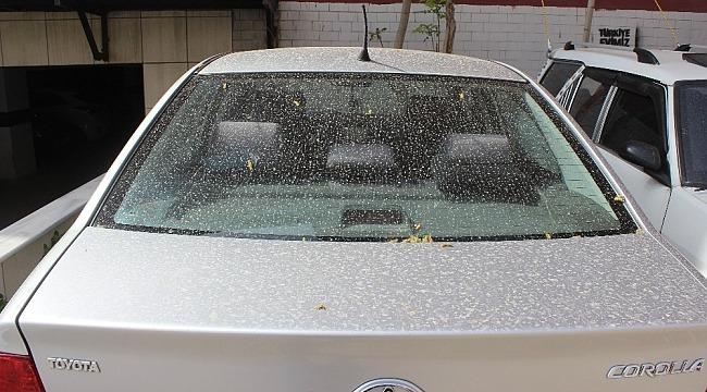 Bursa'da çamur yağdı, oto yıkamacılar bayram etti - Bursa Haberleri