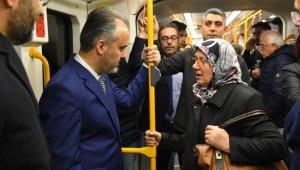 Bursa'da metroya üçüncü indirim yolda - Bursa Haberleri