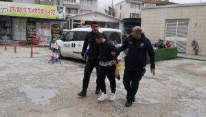 Bursa'da otomobil hırsızlığı şüphelisi yakalandı - Bursa Haberleri
