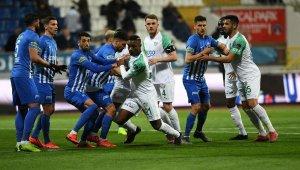 Bursaspor 12 rakibine de puanlar kaybetti - Bursa Haberleri