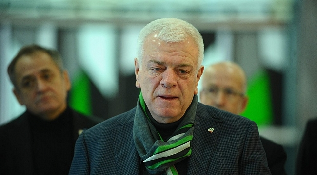 Bursaspor Kulübü'nün taşınmazları Başkan Ali Ay'a devredildi - Bursa Haberleri