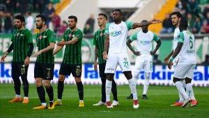 Bursaspor'dan en fazla gol Akhisarspor'a - Bursa Haberleri
