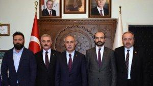 """Büyükataman: """"Yüzümüzün akıyla beklenen hizmetleri Yenişehir'imizde gerçekleştireceğiz"""" - Bursa Haberleri"""