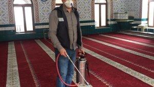 Camilerde ramazan temizliği - Bursa Haberleri
