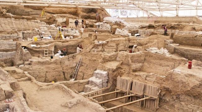 Çatalhöyük'ün DNA'sı çözüldü