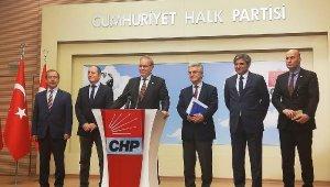 """CHP'li Öztrak: """"Ekonomi üzerindeki kuşku bulutları dağıtılmalıdır"""""""
