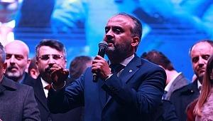 Cumhurbaşkanı Erdoğan balkon konuşması yapmadan Başkan Aktaş'ı aradı - Bursa Haberleri