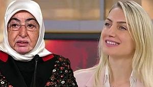 Dilek İmamoğlu, Semiha Yıldırım ile Fotoğrafının Yan Yana Konulup Mizah Malzemesi Yapılmasına Tepki Gösterdi!