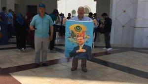 Dubai'de Erdoğan posterine gözaltı - Bursa Haberleri