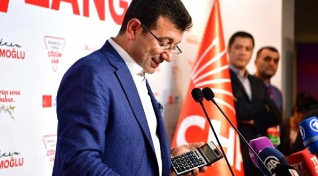 Ekrem İmamoğlu, Hesap Makinesi İle Aradaki Oy Farkını Açıkladı!