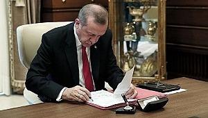 Erdoğan'ın imzasıyla 5 kişinin mal varlığı donduruldu