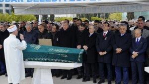 Erdoğan ve İmamoğlu, aynı camide saf tuttu