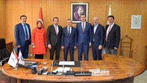 Esgin'den Bursa'ya tematik üniversiteler teklifi - Bursa Haberleri
