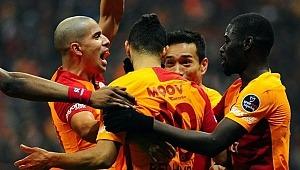Galatasaray'da Feghouli kıymete bindi