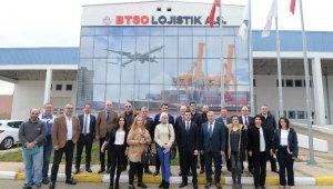 Hava kargoda Yenişehir'i tercih eden firmalar kazançlı çıkıyor - Bursa Haberleri