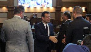 İBB Başkanı İmamoğlu yönetiminde İBB Meclisi yeni dönemin ilk toplantısını gerçekleştirdi