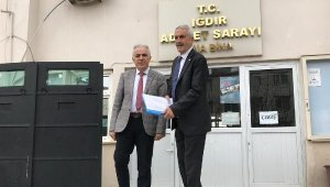 Iğdır'da, MHP'li adaydan sonuca itiraz