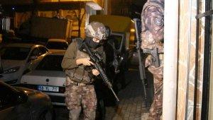 İstanbul'da uyuşturucu operasyonu... Koçbaşı ile müdahale