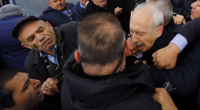 Kılıçdaroğlu'na saldıran Sarıgün: