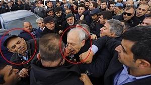 Kılıçdaroğlu'na yumruk atan şahıs hakkında önemli gelişme