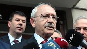 """Kılıçdaroğlu: """"YSK'nın KHK kararı doğru bir karar"""""""