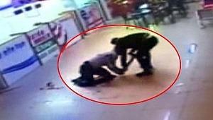 Kız arkadaşına mesaj atatan kişiyi pompalı tüfekle yaraladı