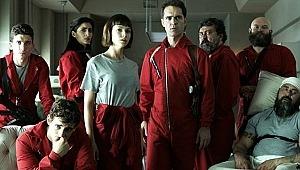 La Casa De Papel dizisinin yeni sezonunun ilk fragmanı yayınlandı