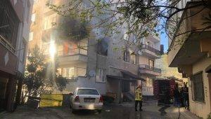 Mangal yakarken evini yaktı - Bursa Haberleri