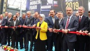 Modef Mobilya Fuarı kapılarını açtı - Bursa Haberleri
