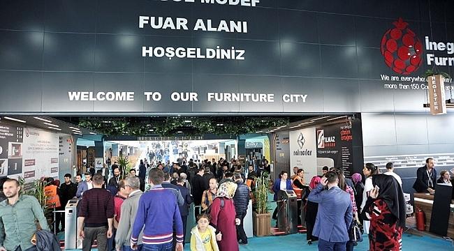 MODEF'in yabancı ziyaretçileri mobilyacıları memnun etti - Bursa Haberleri