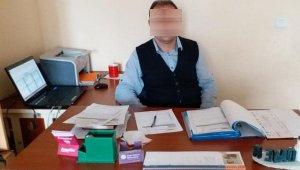 Öğrencileri taciz eden öğretmen tutuklandı