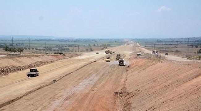 Otoyol inşaatındaki ölümde kamyon tespit edilmeye çalışılıyor - Bursa Haberleri