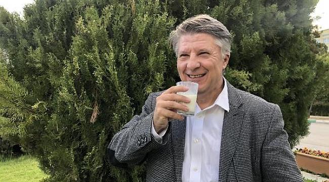 """Prof. Dr. Tayar: """"Uygarlığın gelişmesini süte borçluyuz"""" - Bursa Haberleri"""