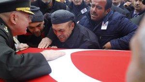 Şehit Kırıkçı, Ankara'da toprağa verildi