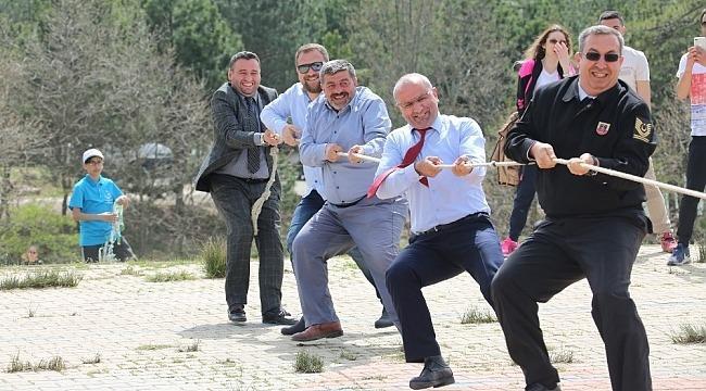 Sokak oyunları Gürsu'da canlandırıldı - Bursa Haberleri