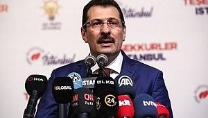 Son Dakika! AK Parti, Binali Yıldırım ve Ekrem İmamoğlu Arasındaki Oy Farkını Açıkladı!