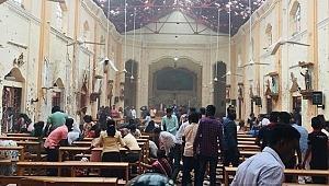 Sri Lanka'da 310 kişinin öldüğü saldırıyı eli kanlı terör örgütü üstlendi