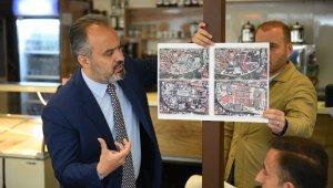 Tarihî çarşının câzibesi artıyor - Bursa Haberleri