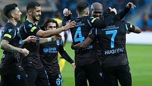 Trabzonspor 5'te 5 yaptı