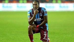Trabzonsporlu Hugo Rodallega Çin yolcusu