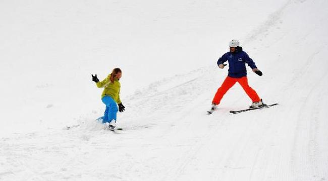 Uludağ'da Nisan ayında kayak pistleri yeniden açıldı - Bursa Haberleri