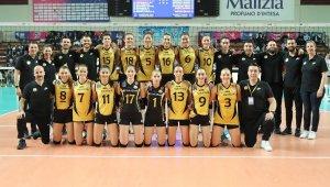 VakıfBank, Şampiyonlar Ligi'ne veda etti