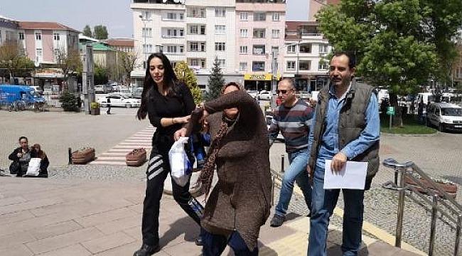 Yağma suçundan 12 yıl hapisle aranan kadın yakalandı - Bursa Haberleri