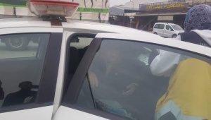 Yaralanan sürücü kaçtı, polis yakaladı - Bursa Haberleri