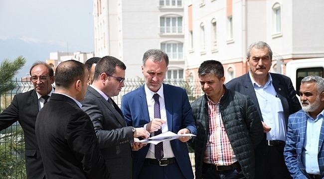 Yeni İnegöl'de projeler yükseliyor - Bursa Haberleri