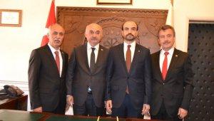 Yenişehir Belediye Başkanı Davut Aydın görevi devraldı - Bursa Haberleri