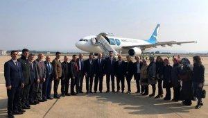 Yenişehir Havalimanı hava kargo taşımacılığın merkezi oluyor - Bursa Haberleri