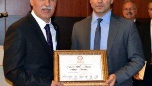 Yıllardır çalıştığı belediyeye başkan seçildi Bursa Haberleri
