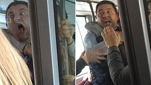 Yolcunun uyardığı otobüs şoförü delirdi, 'Seni öldürürüm!'
