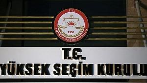YSK, AK Parti ve MHP'nin olağanüstü itirazlarını görüşecek